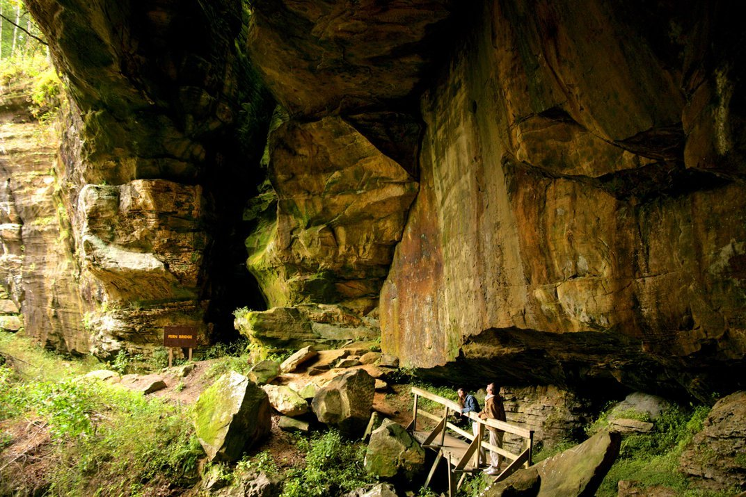 Seven Remarkable Caves to Explore in Kentucky