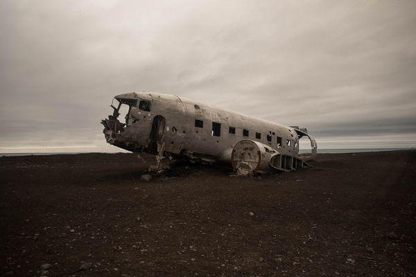 Sólheimasandur plane wreckage thumbnail