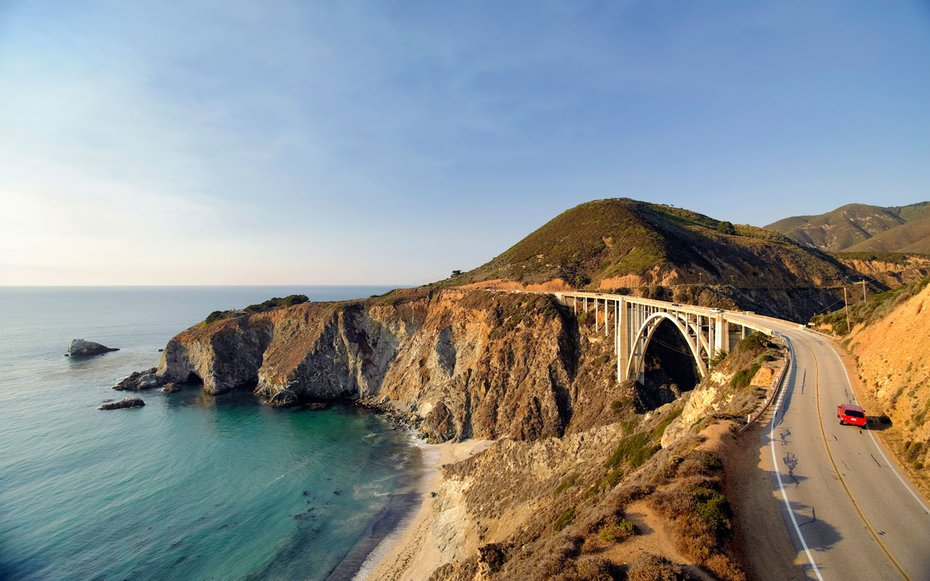 Despite Road-Closing Landslides, You Can Still Take a Big Sur Road Trip This Year — Here's How