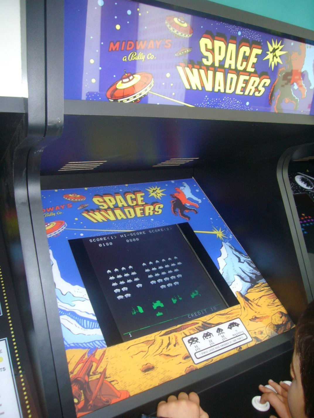 The Original 'Space Invaders' Is a Meditation on 1970s America's Deepest Fears