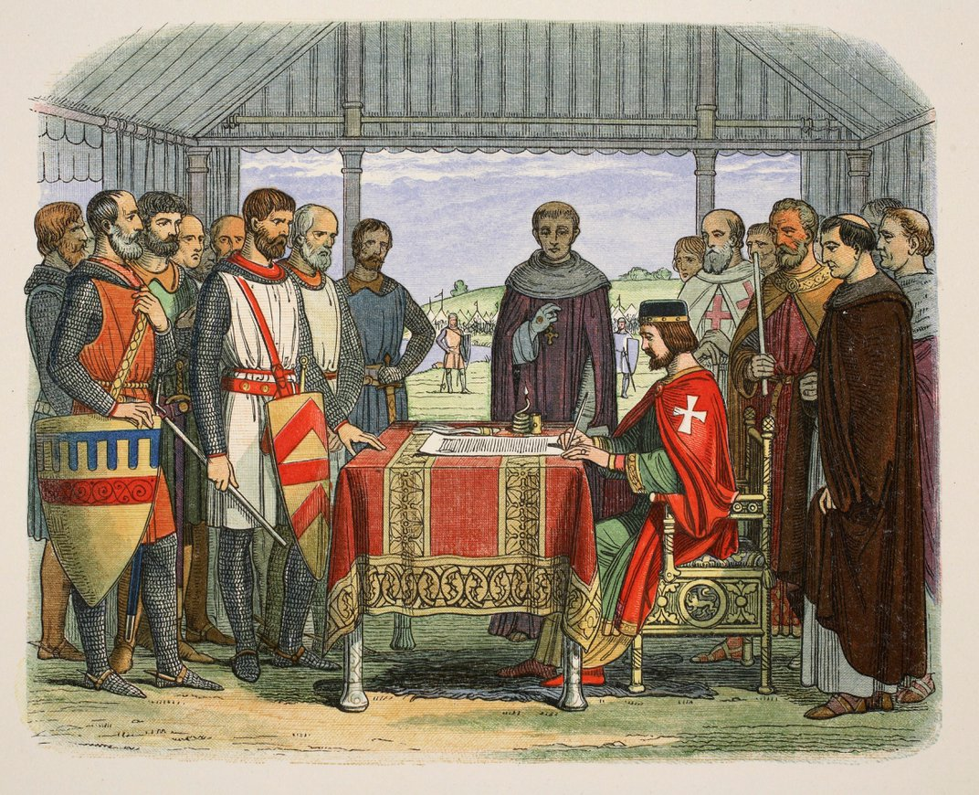 How Magna Carta Went Viral