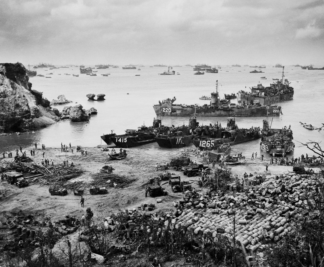 The Bloody Hell of Okinawa