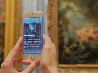 """Using """"visual fingerprints"""" in works of art, Smartify can quickly ID that painting you want to know more about"""