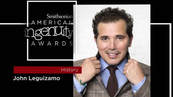 Preview thumbnail for Smithsonian Ingenuity Award Winner: John Leguizamo