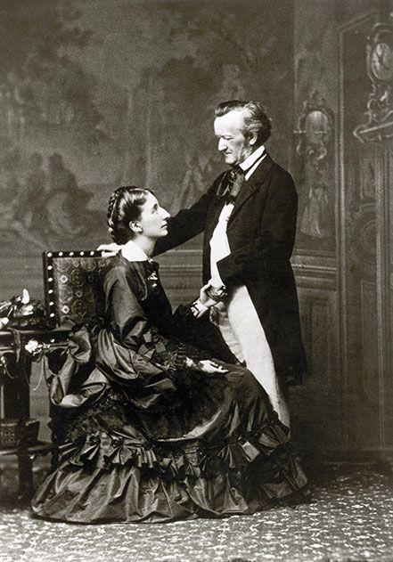 Richard Wagner and Cosima