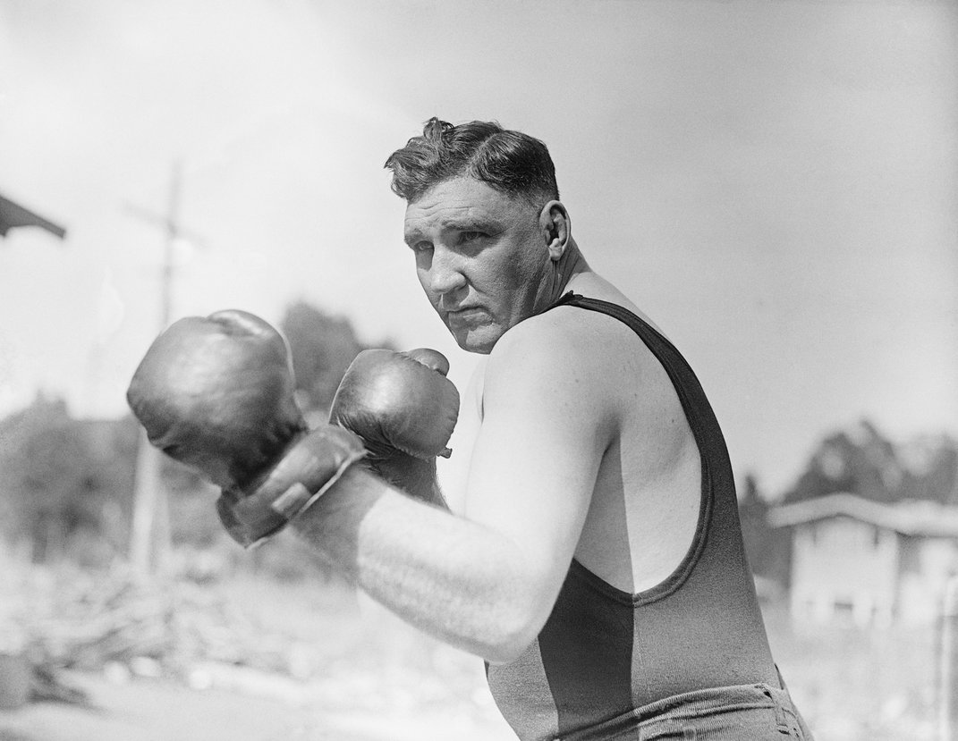 Revisit the Brutal Fight When Jack Dempsey Hammered the Super-Sized Champ to Claim Title