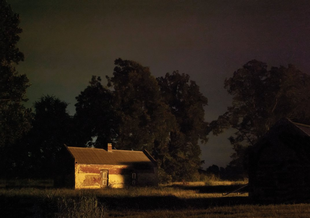 Photographer Reconstructs 1,400-Mile Route Along the Underground Railroad