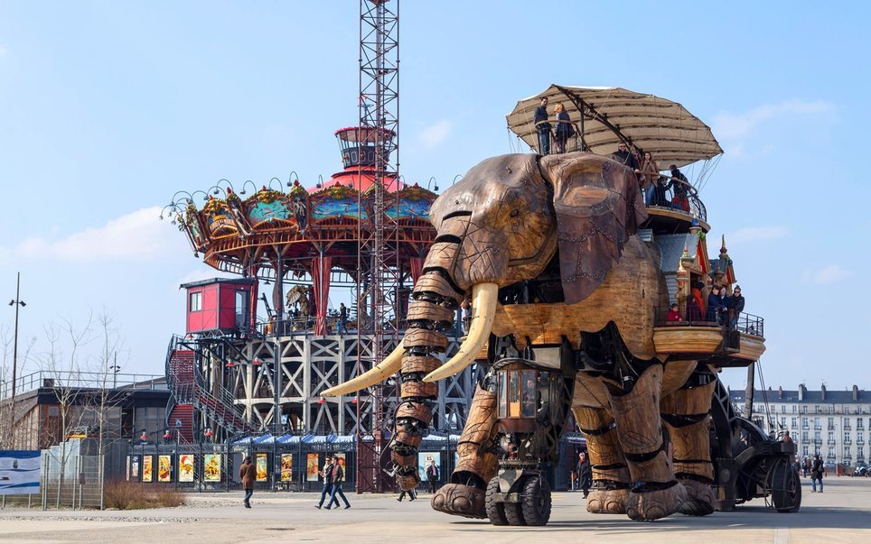 """Take a Tour of France's """"Bestiary of Machines"""""""