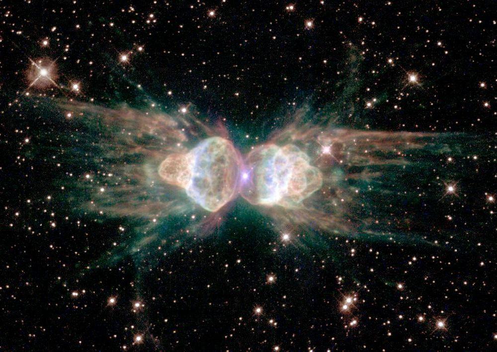 The Ant planetary nebula
