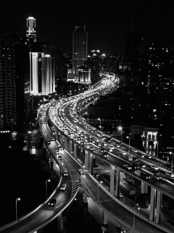Shanghai overpass thumbnail
