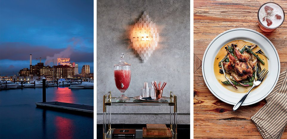 How Baltimore Quietly Became the East Coast's Next Cool City