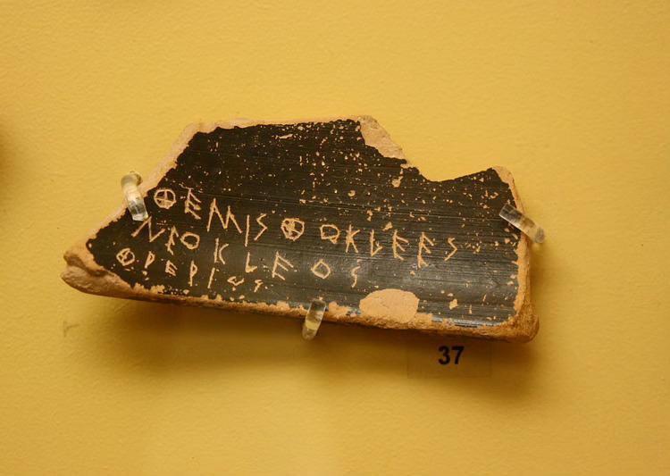 Ancient Greeks Voted to Kick Politicians Out of Athens if Enough People Didn't Like Them