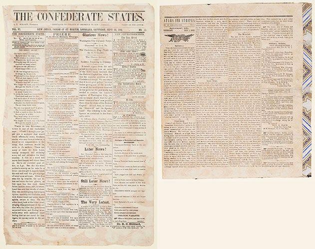 The Confederate State