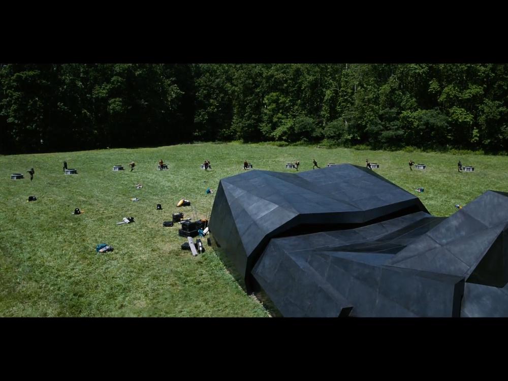 Hunger Games Cornucopia