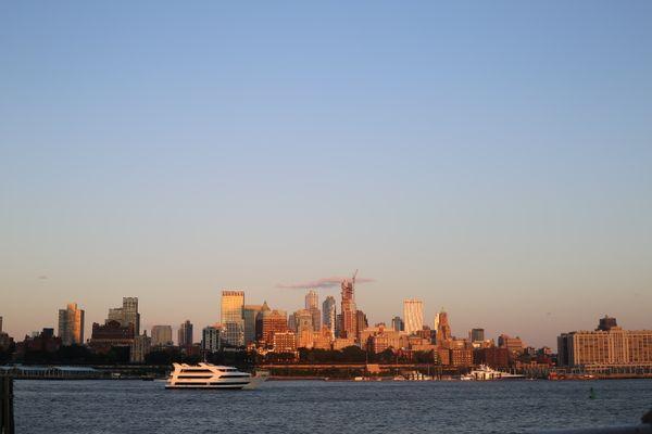 Sunset over Brooklyn 2 thumbnail