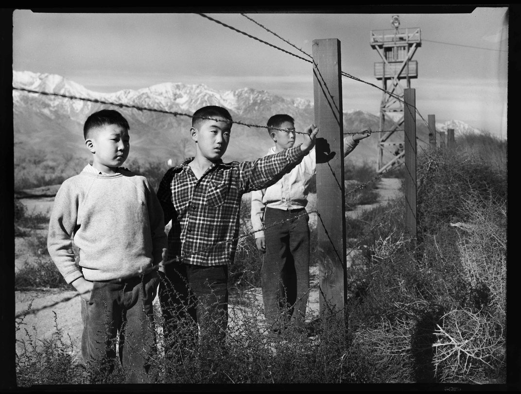 What This Jacket Tells Us About the Degrading Treatment of Japanese-Americans During WWII