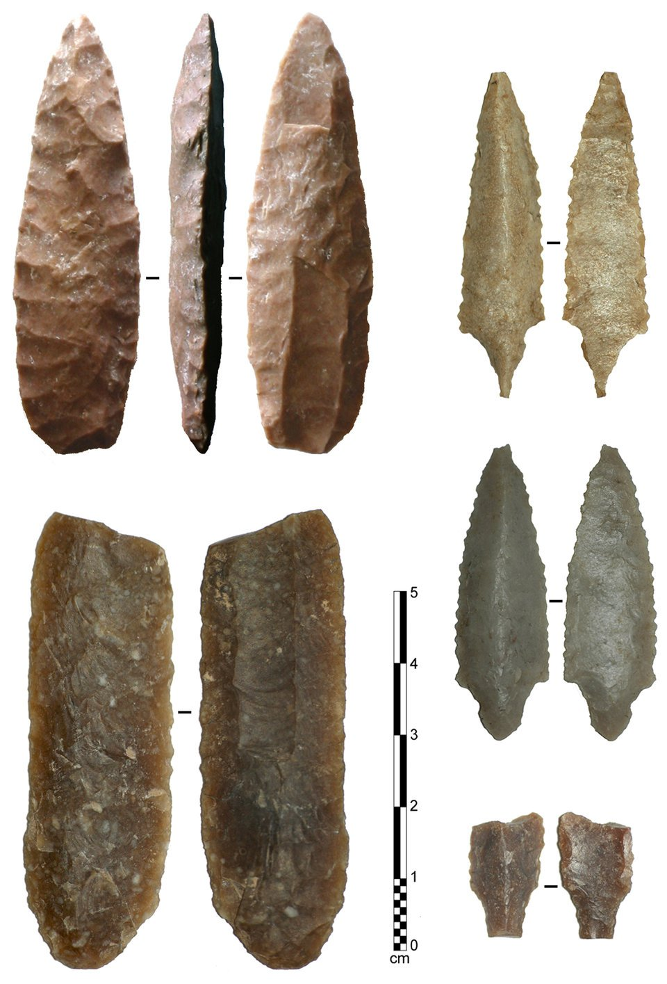 Ancient Artisans in Arabia, the Americas Invented Same Technology Independently