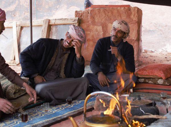 Life in Wadi Rum thumbnail