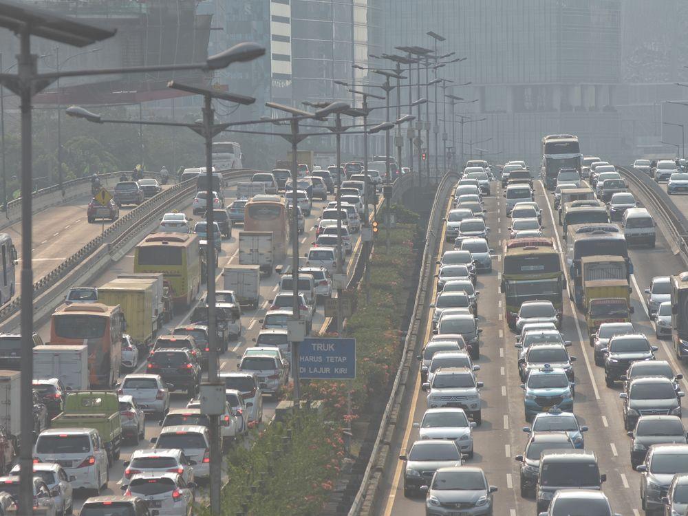 jakarta toll road