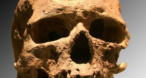 Cro-Magnon was one of the first fossils of an ancient human ever discovered.