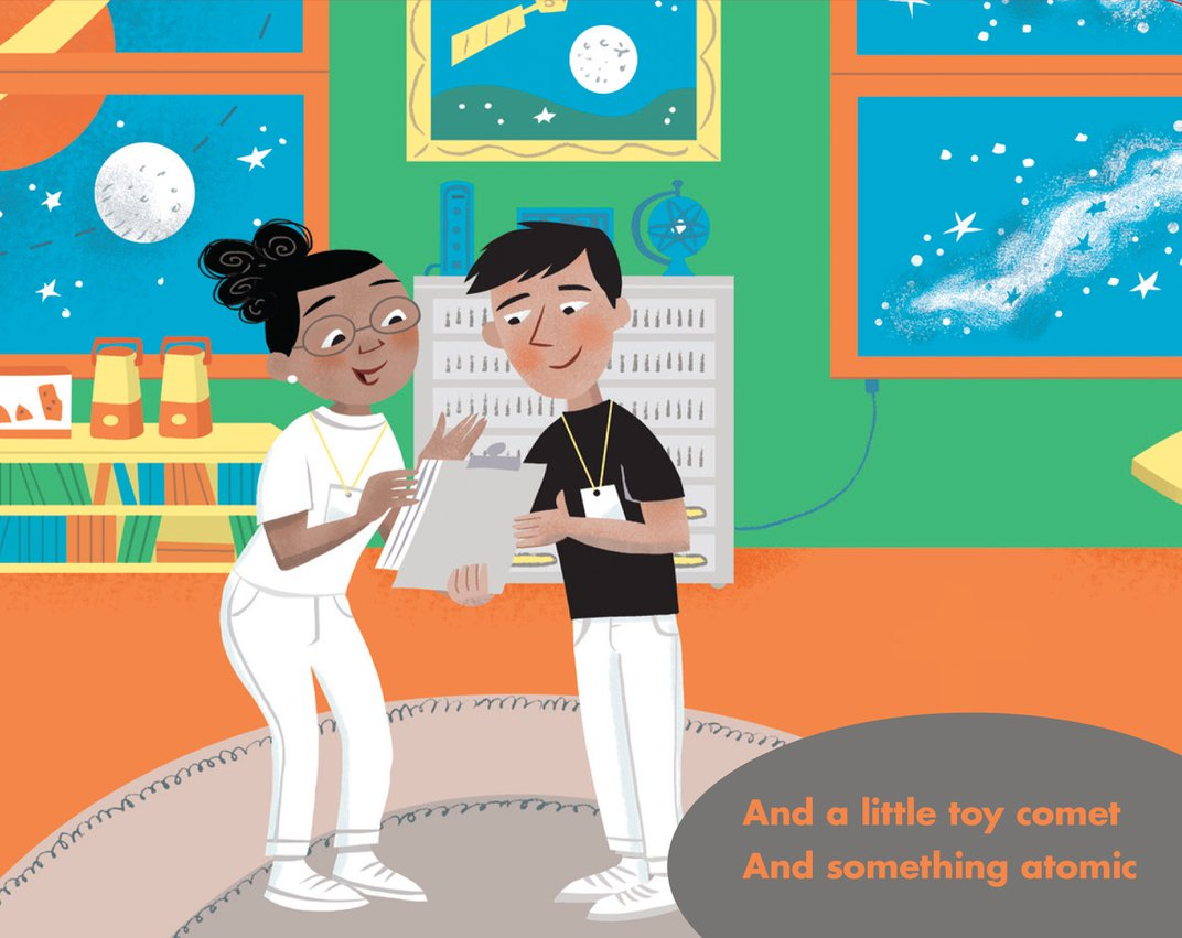 Inspire Your Toddler's STEM Career With This 'Goodnight Moon' Parody