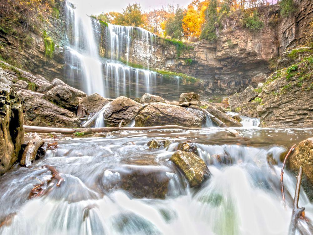 Webster's Waterfall