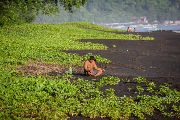 MEDITATION ON THE BEACH thumbnail