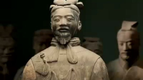 Preview thumbnail for Uncovering the Terra Cotta Soldiers