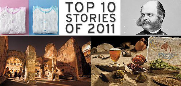 Smithsonian Magazine Top Stories of 2011
