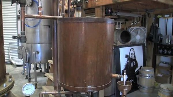 Preview thumbnail for How to Distill Texas Whiskey