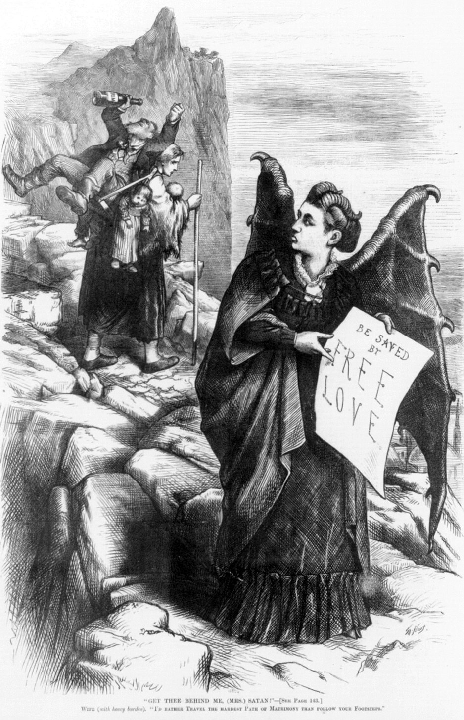 Victoria Woodhull Ran for President Before Women Had the Right to Vote