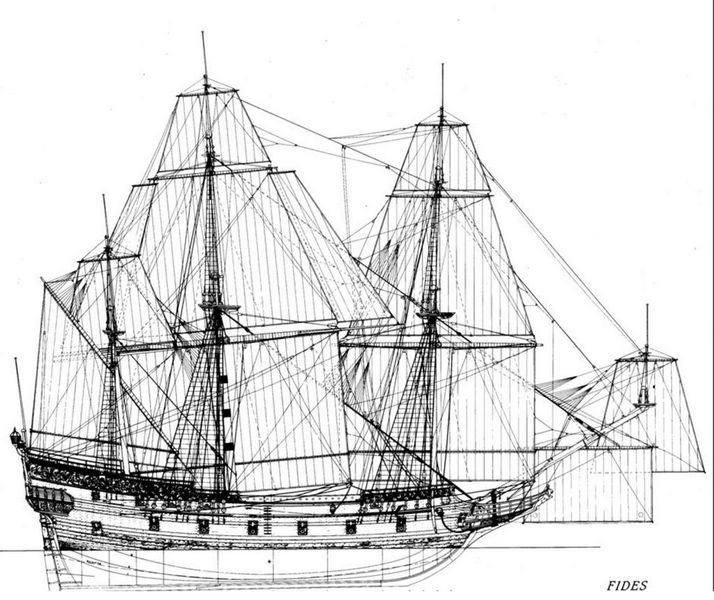 Wreck of 17th-Century Danish Warship Found in the Baltic Sea
