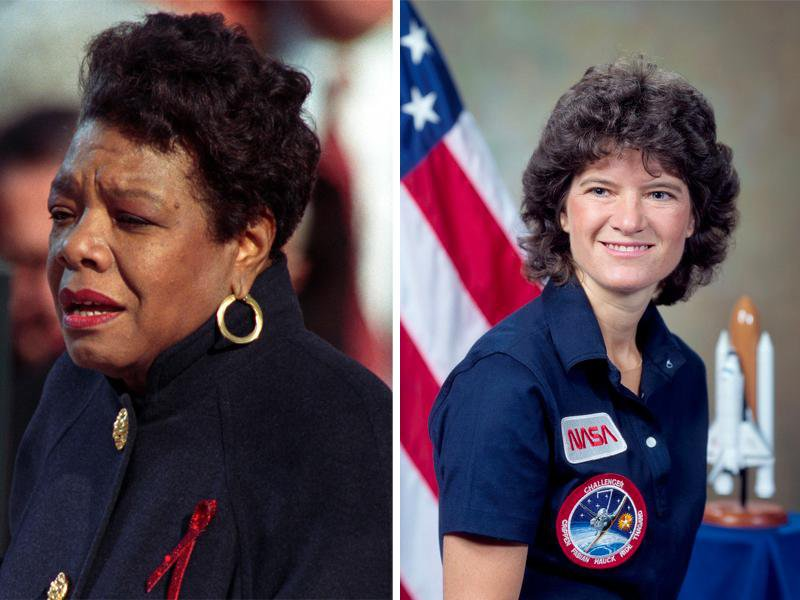 Maya Angelou, Sally Ride to Be Among First Women Featured on U.S. Quarters