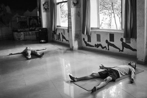Yoga's Asram in India thumbnail
