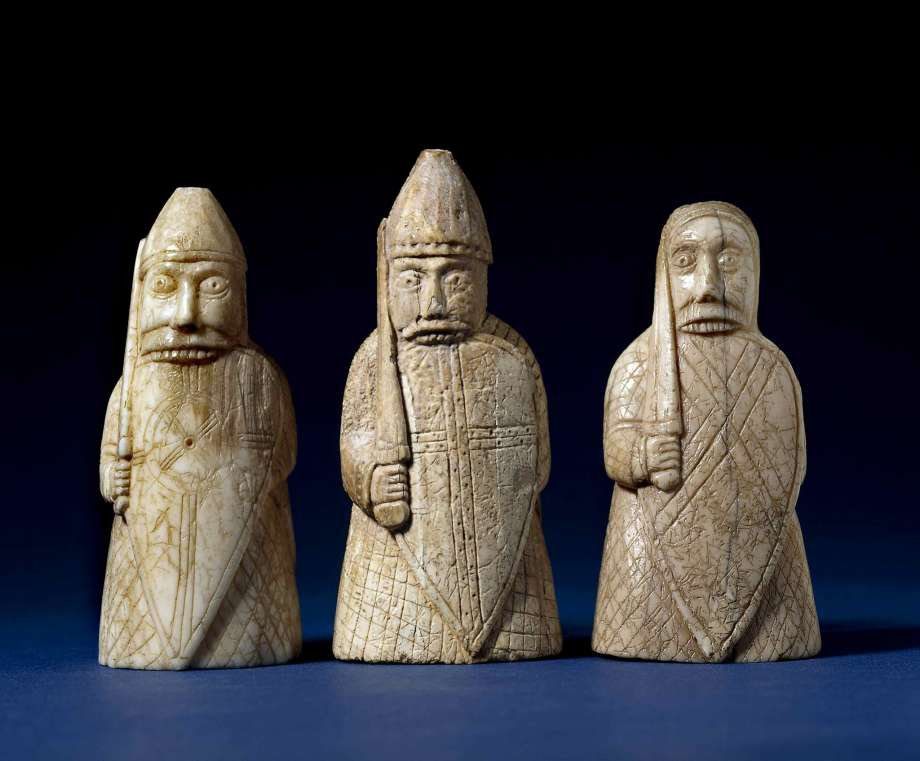 A Medieval Chess Piece Potentially Worth $1.2 Million Languished in a Drawer for Decades