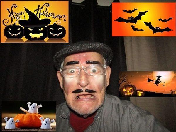Man in a Halloween Disguise, Ralph Gallay, Ph.D. thumbnail