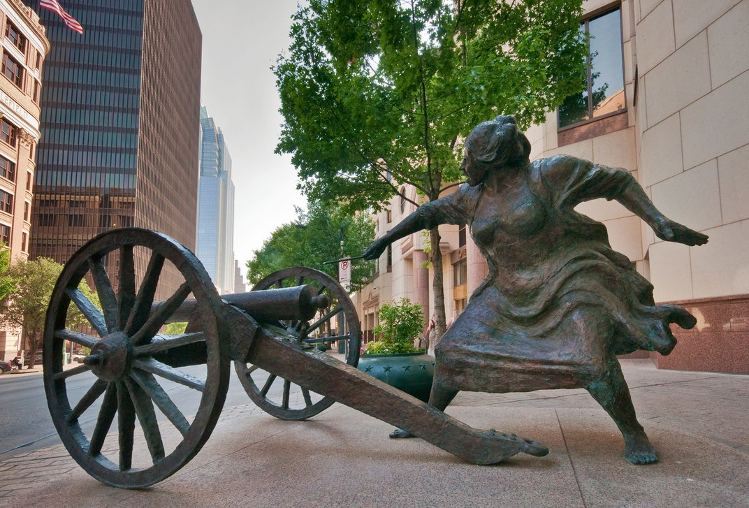 The Fascinating Story of the Texas Archives War of 1842