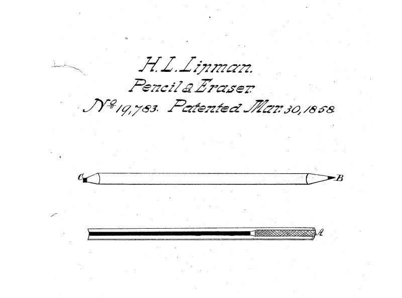 Happy 159th Birthday to the Modern Pencil