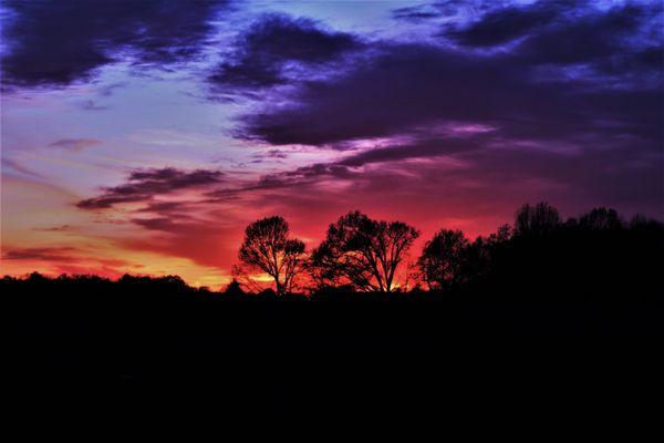 Sunset Over Kentucky thumbnail