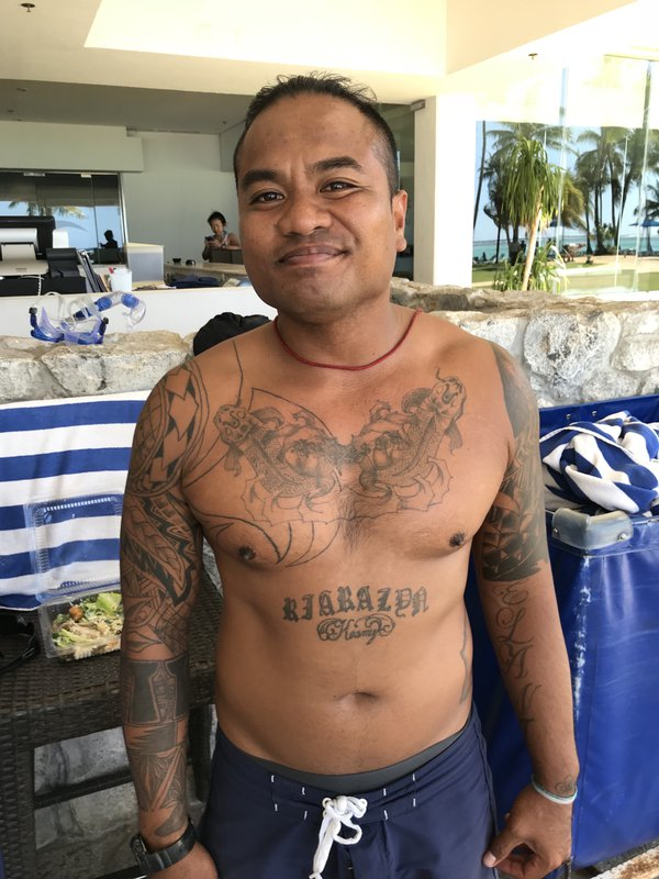 Guam Lifeguard, Guam, February 2018 thumbnail