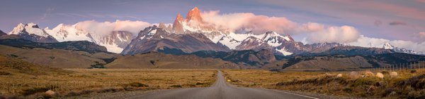 The road to Fitz Roy thumbnail