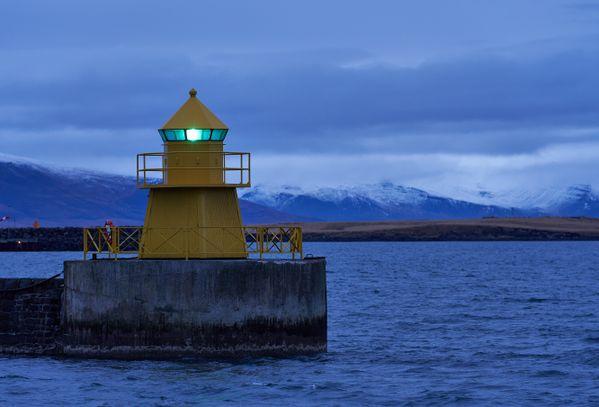 Lighthouse in Reykjavik thumbnail