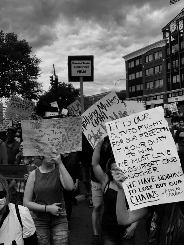 Black Lives Matter in Saratoga thumbnail