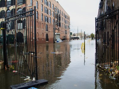 Latino populations like those in Red Hook, Brooklyn, suffered greatly during Hurricane Sandy