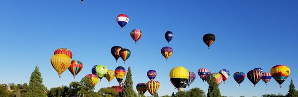 Balloon Classic in Boise, Idaho thumbnail