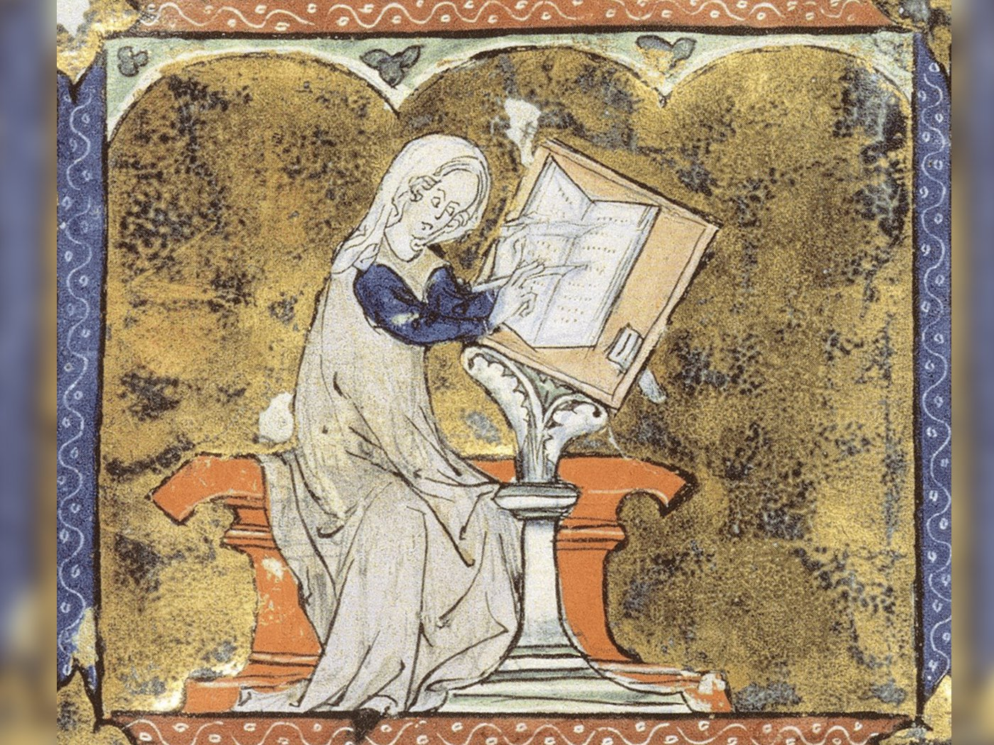 The Unheralded Women Scribes Who Brought Medieval Manuscripts to Life