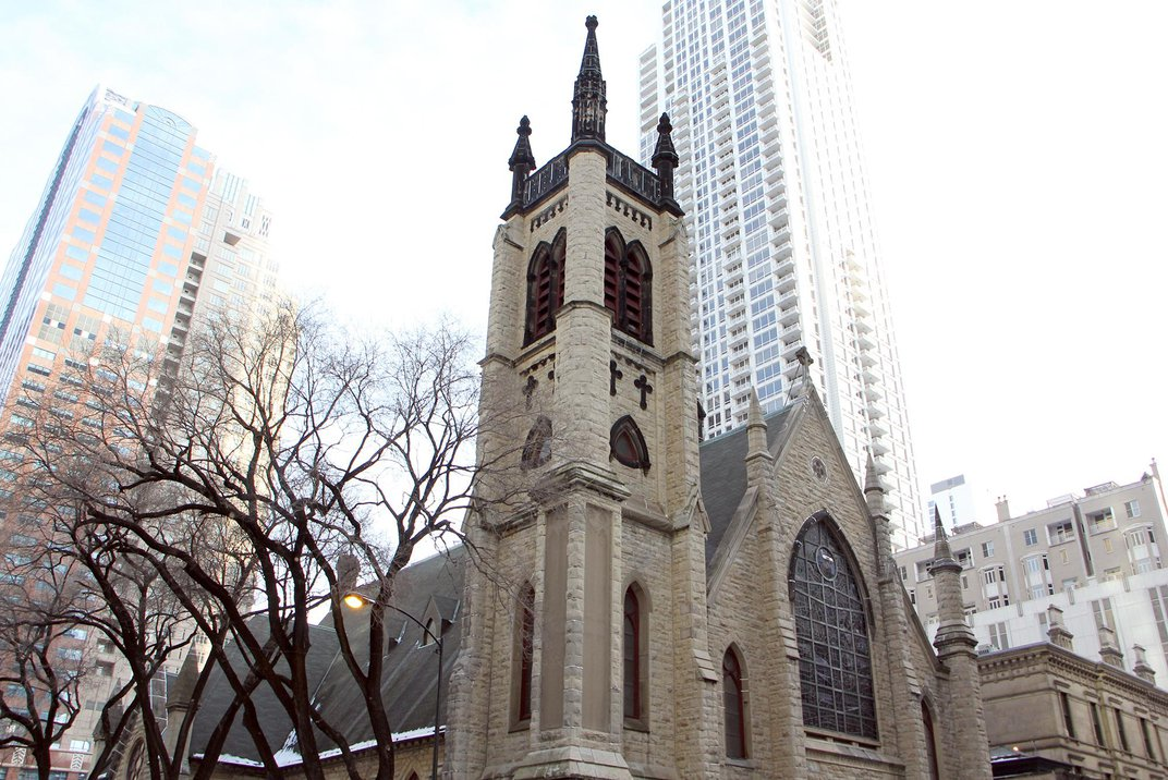 Five Places Where You Can Still See Remnants of the Great Chicago Fire