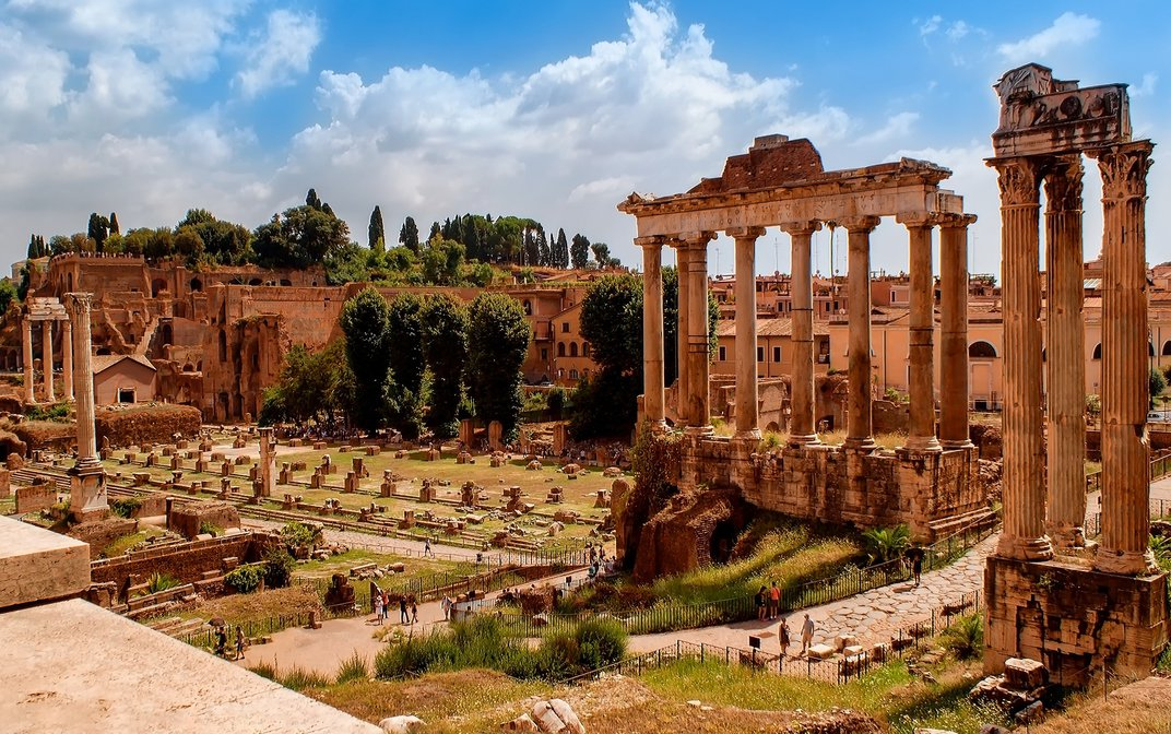Archaeologists Unearth Possible Shrine to Romulus, Rome's Legendary Founder