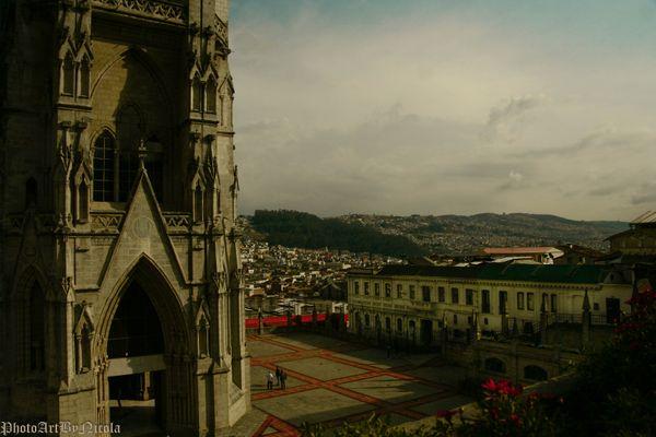 The Basilica and its surrounding neighborhood thumbnail
