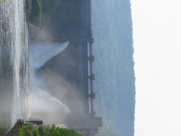 Angel  Wings on Kinzua Dam Spillway thumbnail